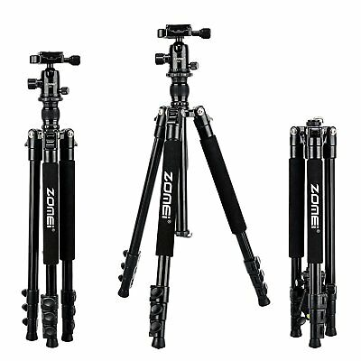 Zomei Pro Camera Tripod Travel Ball Head for Digital Camera DSLR Portable Q555
