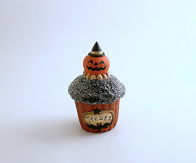 Halloween Decoration Tricky Treat Cupcake Box Cup Cake