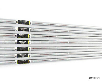 Reax High Launch Steel 4-Pw Iron Shafts Regular Flex .370 Tip Sh3375