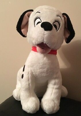 """Disney Store Exclusive 101 Dalmatians Rolly Soft Toy - 14"""""""