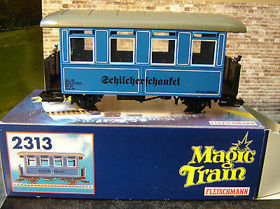 "Fleischmann Magic Train 0e 2313 Personenwagen ""Schilcherschaukel"" ""Neu""(AND)"