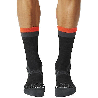 adidas Performance Mens X Climacool Football Soccer Sports Ankle Crew Socks