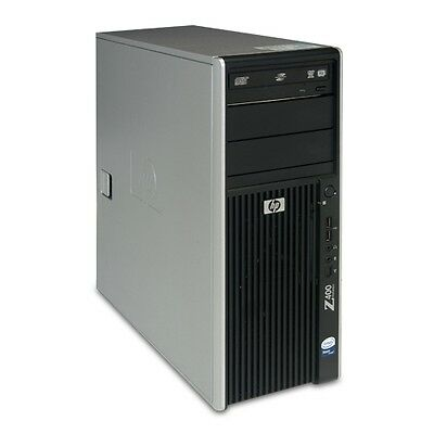 HP Workstation Z400 - Dual Core XEON W3505 2.53GHz, 12GB, 2x 160GB VR, Q2000