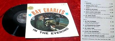 LP Ray Charles: In The Evening