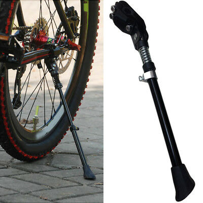 UK Heavy Duty Adjustable Mountain Bike Bicycle Cycle Prop Side Rear Kick Stand