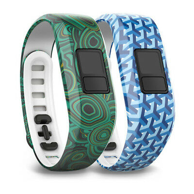 Garmin Vivofit 3 Regular JonathanAdler Capri Fitness Band Pack of 2 010-12452-31