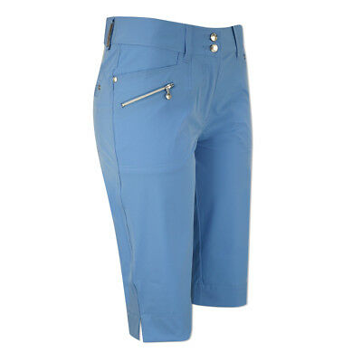 Daily Sports Pro-Stretch Shorts with Straight Leg Fit in Bluebell