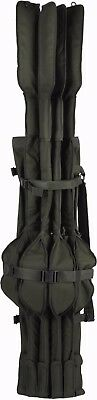 Chub Vantage 4 Rod Plus Quiver System Bag NEW Includes 4 Rod Sleeves - 1325306