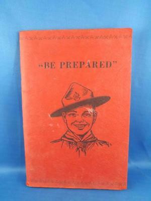 Be Prepared Recipe Cook Book 3Rd Simcoe Rover Crew Boy Scouts