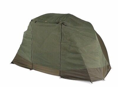 "JRC Defender 60"" Oval Brolly Overwrap NEW Fishing Bivvy Skin Wrap - 1441625"
