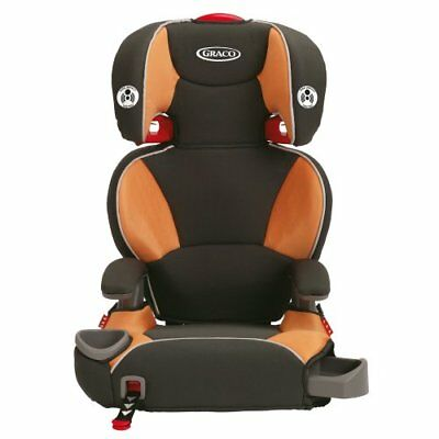 NEW Graco Affix Highback Booster Car Seat With Latch System - Tangerine (18752