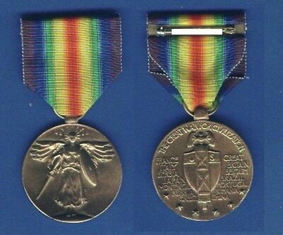 Us Wwi Victory Medal