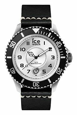 2368869 Ice Watch Ice Heritage-Orologio Da Uomo Al Quarzo, Quadrante Nero E Cint