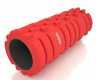 Foam Roller, rullo in Schiuma per Muscoli, ideale per fitness,yoga, pilates....