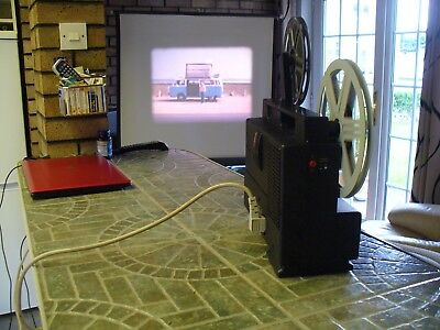 Chinon SP-330 S8mm  Magnetic Sound Cine Projector. Chinon Sound Film Projector