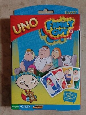 Family Guy Domino Game MISP Sababa Toys 2004