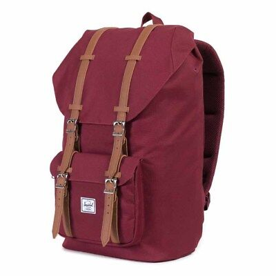 Herschel Little America One Size Windsor Wine