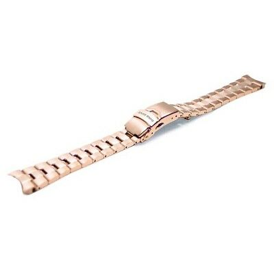 Chris Benz Metal Strap Oyster For Diamond Diver One Size Rose