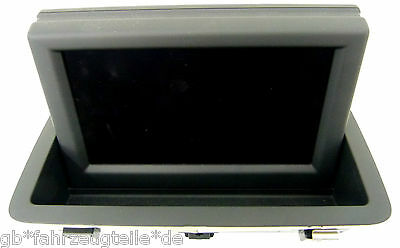 Audi A1 S1 8X MMI Display Bildschirm Navigation Navi Monitor 8X0857273B / IN236