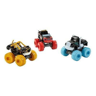 Fisher-Price Nickelodeon Blaze and the Monster Machines Neon Racers