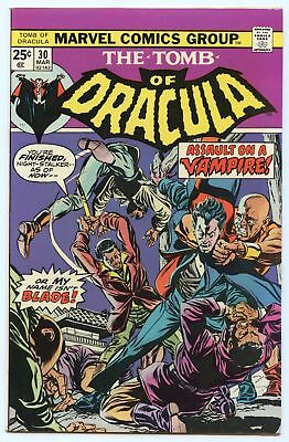 Tomb of Dracula 30 Mar 1975 FI- (5.5)