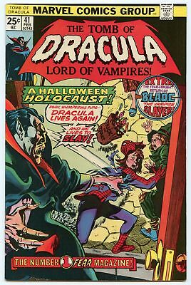 Tomb of Dracula 41 Feb 1976 FI- (5.5)