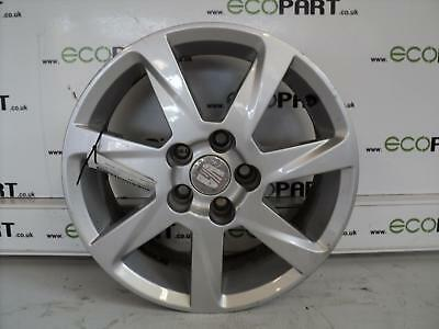 SEAT IBIZA Wheel Alloy Spare Wheel 15 INCH X 6 WIDE