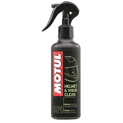 Motul Helm- and Visor Cleaner M1 Helmet & Visor CLEAN