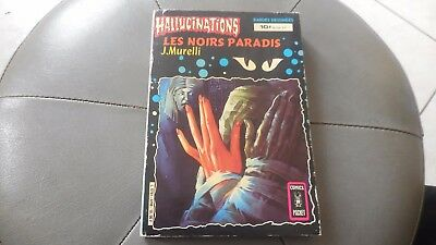 Recueil Hallucinations n°1 année 1981 be
