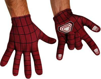 Marvel Comics Amazing Spider Man Gloves Licensed Costume Accessory Adult Men