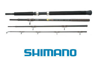 TEXAXBT240MH Canna Shimano Exage Ax Stand UP Travel 240 MH  ingombro 57cm   RN