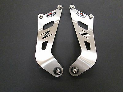 Kawasaki Z1000 (10>) & Z1000SX (11-13) Stainless Steel Exhaust Hanging Brackets