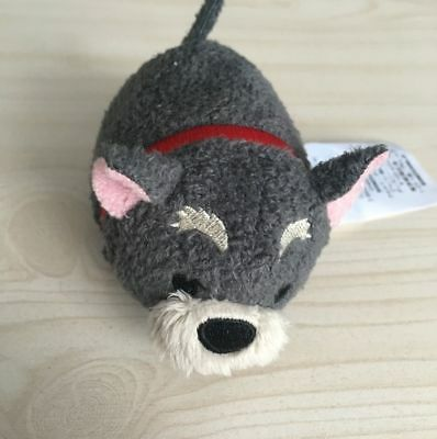Disney Tsum Tsum Jock dog from Lady and the Tramp Plush 3 INCH