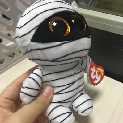 """New Soft Toy From TY BEANIES MUMMY Collection 6"""""""