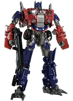Transformers Movie 10Th Anniversary Mb-01 Voyager Optimus Prime New