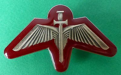 Bophuthatswana Special Forces Airborne Africa African Para Sf Wings Beret Badge