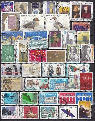 Belgium Commemoratives (14) Used