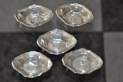 Alvin Sterling  , Silver . Small Plates