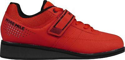 More Mile Mens & Womens More Lift 4 Weight Lifting Cross Fit Shoes
