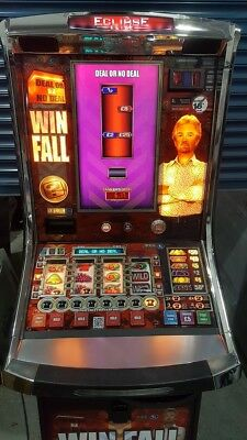 Deal Or No Deal Winfall £100 / Video Fruit Machine In The £3500 Elite Cabinet