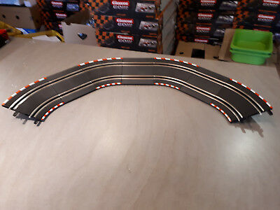 Carrera Go Indy 500 High Banket Curve 30°  unboxed 1/43 NEW 61612 Extension Set