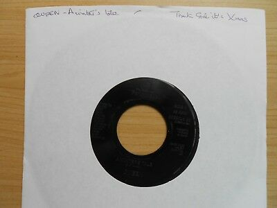 Queen=A Winters Tale (Jukebox Single)  Ex