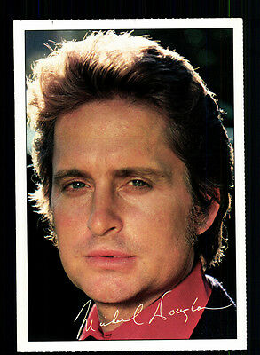 Michael Douglas Bravo AK 80er Jahre u.a. The Game  +76296 D