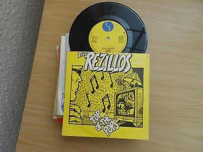 The Rezillos=Top Of The Pops  P/c  Ex