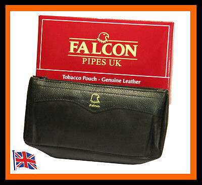 Falcon Combination Tobacco Pouch ( Pipesmoker)  **** Free Post ****