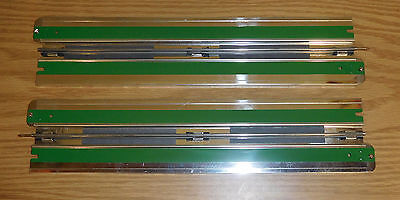 Lionel Standard Gauge Racing Track 2 Straight Sections For #13803 Automobile Set