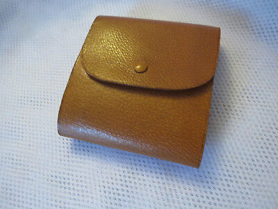 Wheatley Leather Cast Carrier  Wallet Excellent