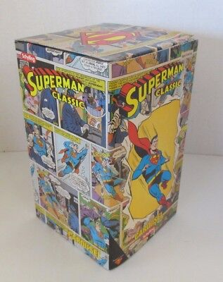Superman Daily Planet Classic Carousel Tin Toy by Schylling 2001 DC Comics