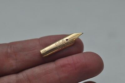 Rare Vintage Conway Stewart Number 6 Spare Fountain Pen Nib 14ct Gold - #73