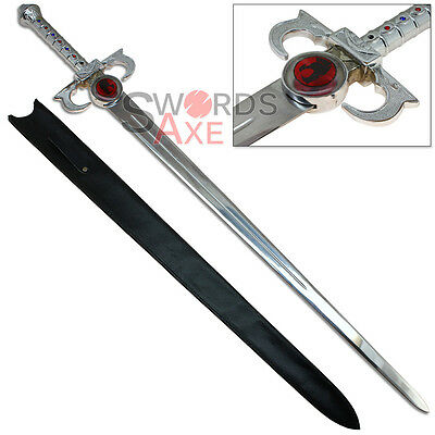 Thundercats Sword of Omens Eye of Thundera Replica - Stainless Steel Lion-O